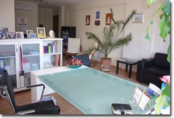 Vira Yachting office internal view