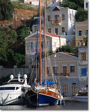 gulet cruise greek islands
