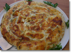 turkish cuisine food borek